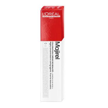L'Oréal Professionnel Majirouge Carmilane Permanent Hair Colour - 5.60 Intense Light Red Brown 50ml