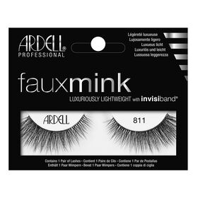 Ardell Faux Mink Tapered Strip Lashes Faux Mink 811