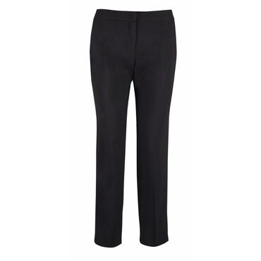 Alexandra Women's Slim Leg Trouser - Black