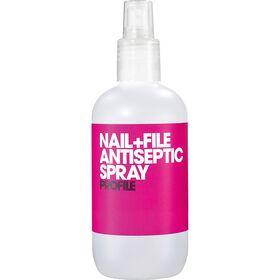 Salon System Nail + File Antiseptic Spray 250ml