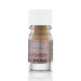 Lola Brow Colour My Brows Powder - Medium Brown 5g
