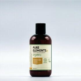Pure Elements ORGANICS Green Tea Purifying Shampoo 250ml