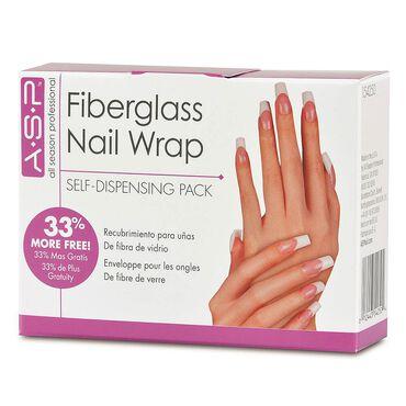 ASP Fiberglass Nail Wrap Self-Dispensing pack