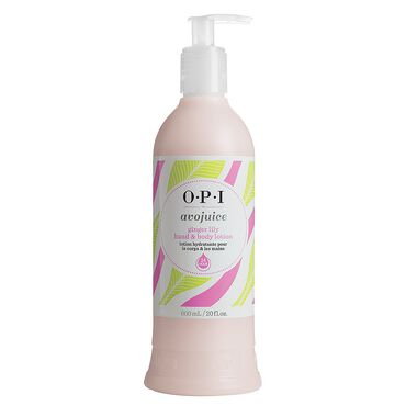 OPI Avojuice Hand and Body Lotion - Ginger Lily 600ml