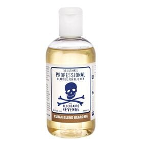 The Bluebeards Revenge Cuban Blend Beard Oil 250ml