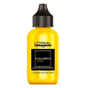 L'Oréal Professionnel #Colorfulhair Flash Pro Hair Make-Up Glow Big or Glow Home 60ml