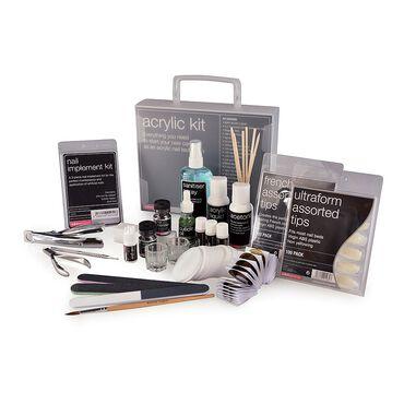Salon Services Nails Course Kit - Acrylic