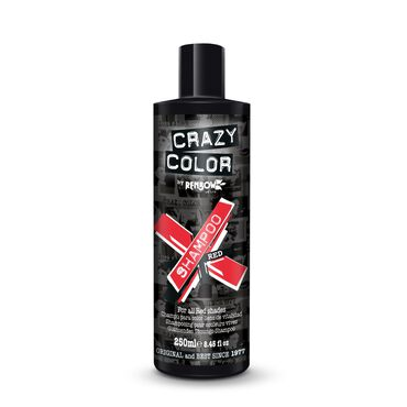 Crazy Color Crazy Color Colour Protect Shampoo - Red 250ml