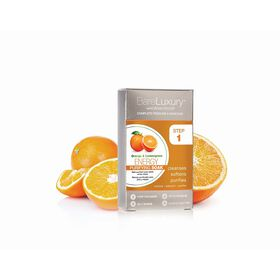 Morgan Taylor Bare Luxury Energy Orange & Lemongrass 4 Pack