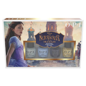 OPI The Nutcracker Collection Mini Lacquer 4 Pack 4 x 3.75ml