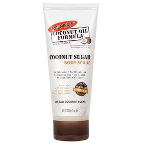 Palmer's Coconut Oil Formula Coconut Sugar Body Scrub 200g