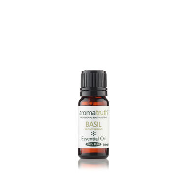 Aromatruth Essential Oil - Basil 10ml