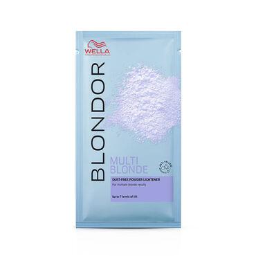 Wella Professionals Blondor Multi Blonde Powder Sachet Bleach 30g