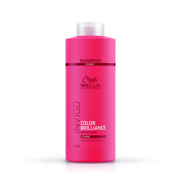 Wella Professionals Invigo Color Brilliance Shampoo Coarse 1000ml