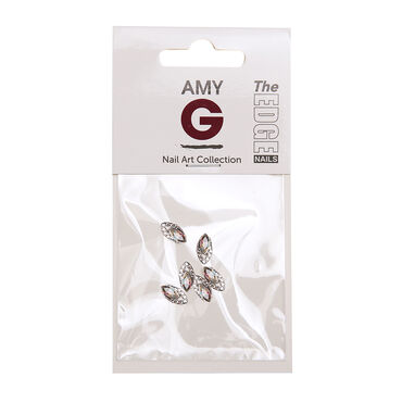 Amy G Nail Art Collection Unicorn Collection Teardrop Jewels