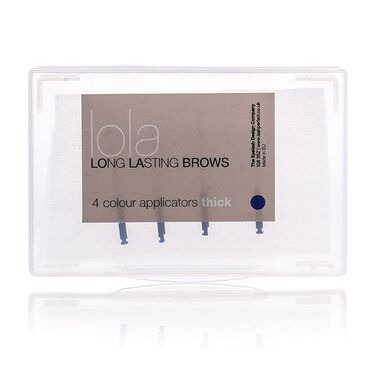 Lola Brow Colour Applicators - Thick (Pack of 4)