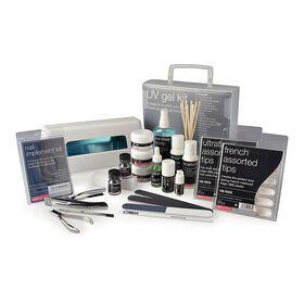 Salon Services Nails Course Kit - Gel
