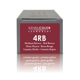 Kenra Professional Permanent Hair Colour - 4Rb Red Brown 85g
