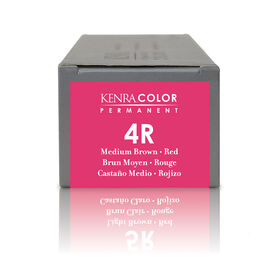 Kenra Professional Demi-Permanent Hair Colour - 4R Red 58.2g