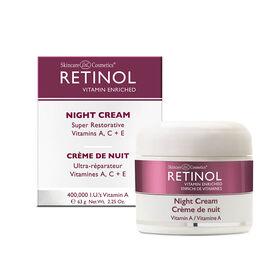 Retinol Night Cream 63g