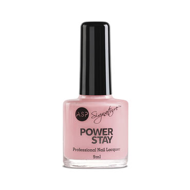 ASP Power Stay Professional Long-lasting & Durable Nail Lacquer - Wild Orchid 9ml