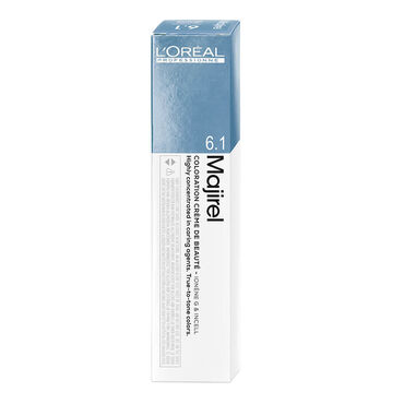 L'Oréal Professionnel Majirel Permanent Hair Colour - 7.1 Ash Blonde 50ml