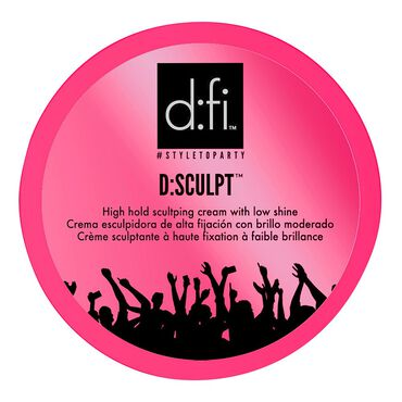 American Crew d:fi d:sculpt High Hold Sculpting Cream 75g