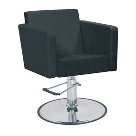 Bellazi Cubo Hydraulic Styling Chair Black