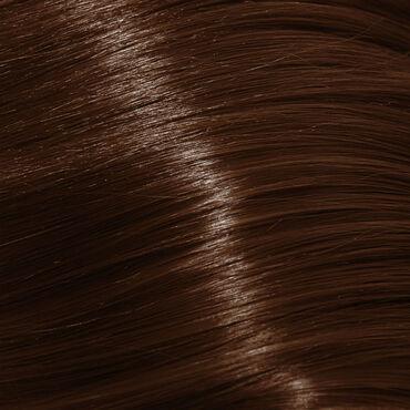 Indola Profession Caring Color Permanent Hair Colour - 6.35 Dark Blonde Gold Mahagony 60ml