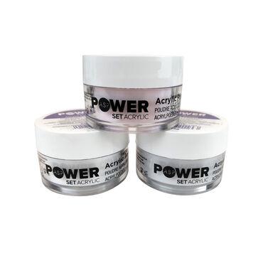 ASP Power Set Acrylic Powder - Pink 45g