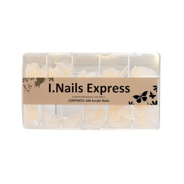I.Nails Express Extra Long Square Tips