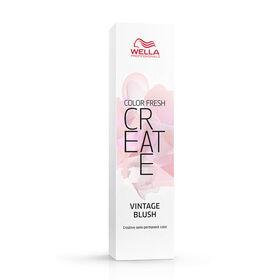 Wella Professionals Color Fresh Create Semi Permanent Hair Colour - Vintage Blush 60ml