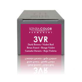 Kenra Professional Permanent Hair Colour - 3Vr Violet Red 85g