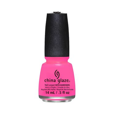 China Glaze Hard-wearing, Chip-Resistant, Oil-Based Nail Lacquer - Thistle Do Nicely 14ml
