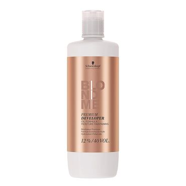 Schwarzkopf Professional BlondMe Premium Developer 12% 40 Vol 1 Litre
