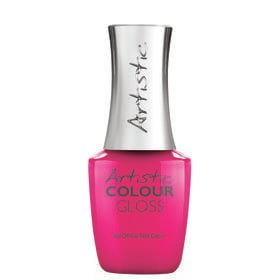 Artistic Paint My Passion Collection Colour Gloss Gel Polish - Picas-So Pink 15ml