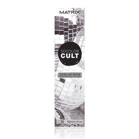 Matrix SoColor Cult Tone-on-Tone Semi-Permanent Hair Colour Disco Silver 90ml