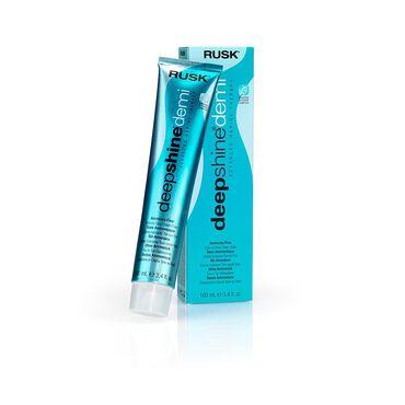 Rusk Deepshine Demi Semi-Permanent Hair Colour - 4N Medium Brown 4N 100ml