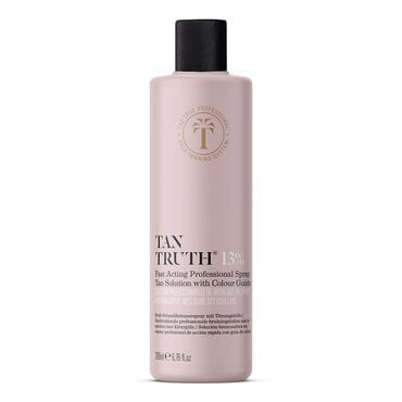 Tan Truth Fast Acting Professional Spray Tan Solution 13%, 200ml