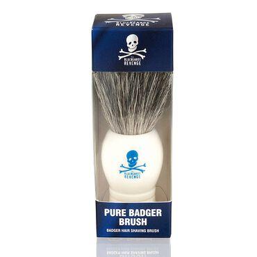 The Bluebeards Revenge Badger Brush