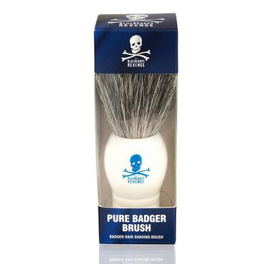 The Bluebeards Revenge Badger Brush