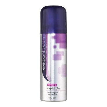 Salon System Elegant Touch Rapid Dry Spray 125ml