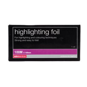 Salon Services Hair Foil - 100m