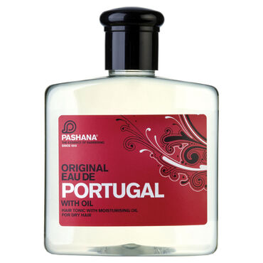 Pashana Eau De Portugal Hair Tonic with Moisturising Oil 250ml