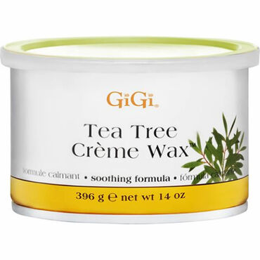 GiGi Tea Tree Crème Wax 396g