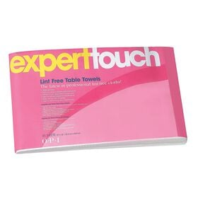 OPI Expert Touch Lint Free Table Towels (45 Pack)