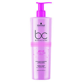 Schwarzkopf Professional Bonacure pH 4.5 Color Freeze Micellar Cleansing Conditioner 500ml