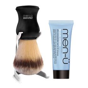 Men-U Synthetic Shaving Brush