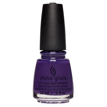 China Glaze Nail Lacquer Street Regal Collection - Dawn of a New Reign 14ml