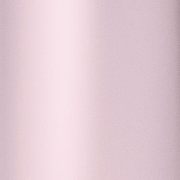 Beauty Express Plastic Pump Bottle with Metal Lid Pink